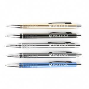 długopisy metalowe Bonito z grawerem